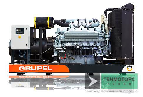 Дизельный генератор (электростанция) G1513MSGR Grupel