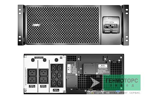 Источник бесперебойного питания APC Smart-UPS SRT 6000 ВА
