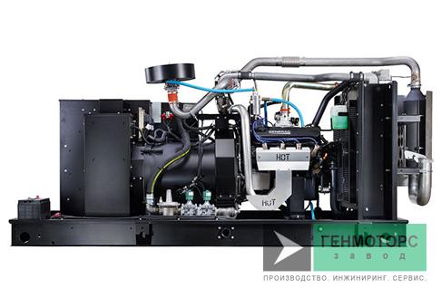 Газопоршневая электростанция (ГПУ) Generac SG104