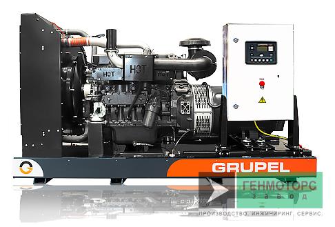 Дизельный генератор (электростанция) G135IVGR Grupel