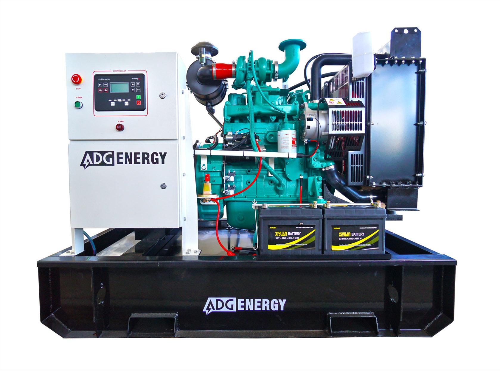 Дизельный генератор (электростанция) ADG-ENERGY AD-45C