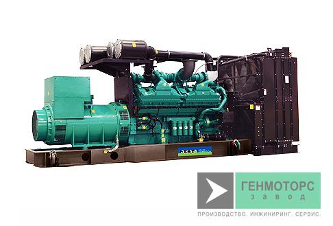 Дизельный генератор (электростанция) AKSA AC2250