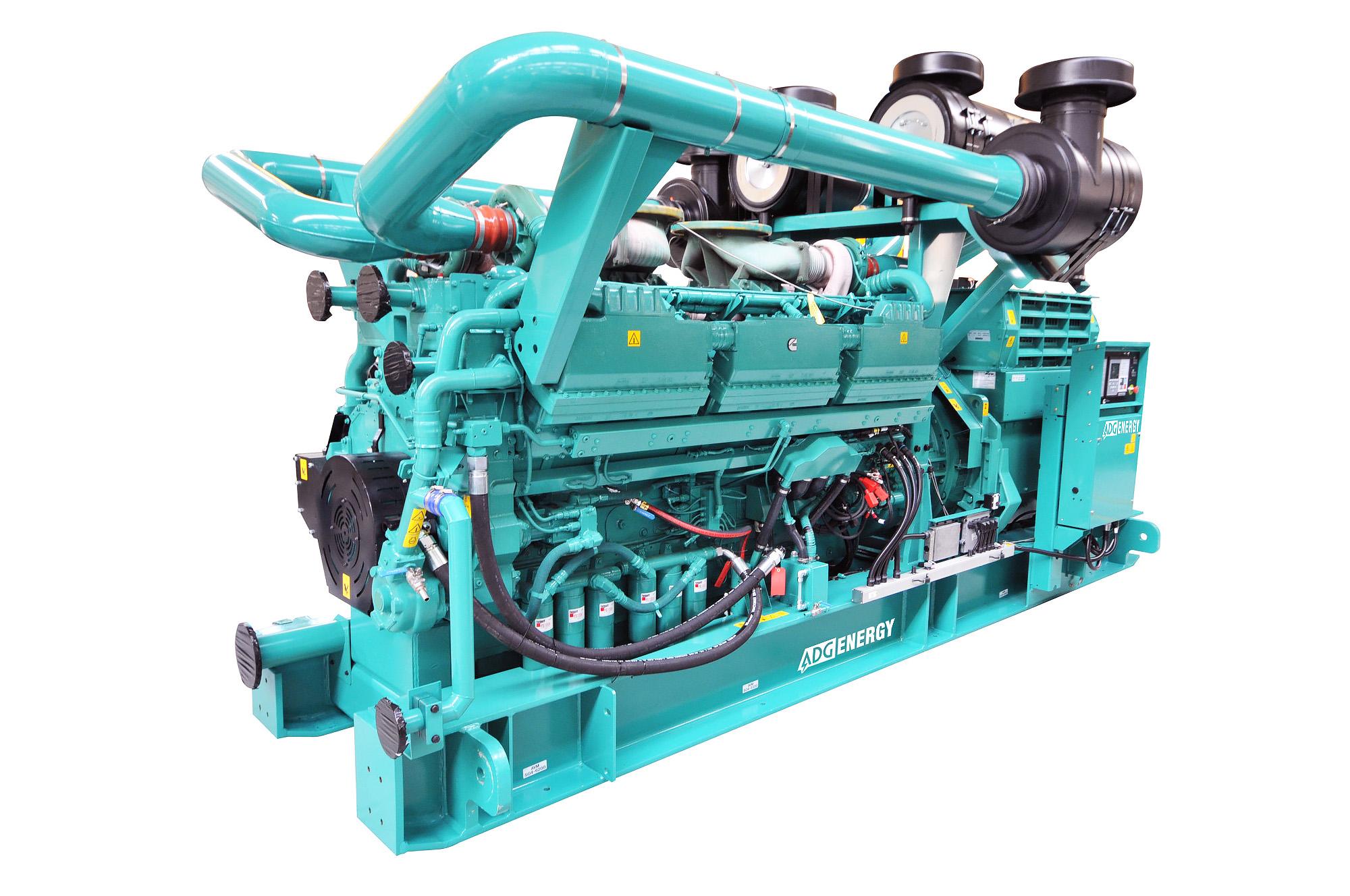 Дизельный генератор (электростанция) ADG-ENERGY AD-3000C