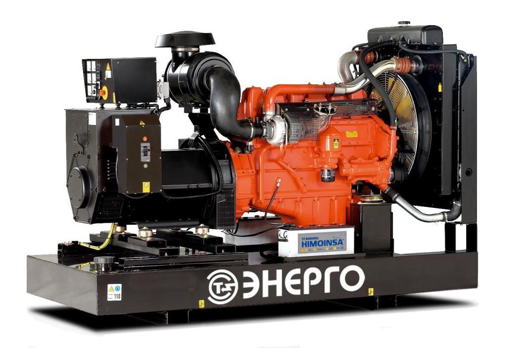 Дизельный генератор (электростанция) Energo ED 400/400 IV