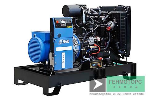 Дизельный генератор (электростанция) SDMO J88K