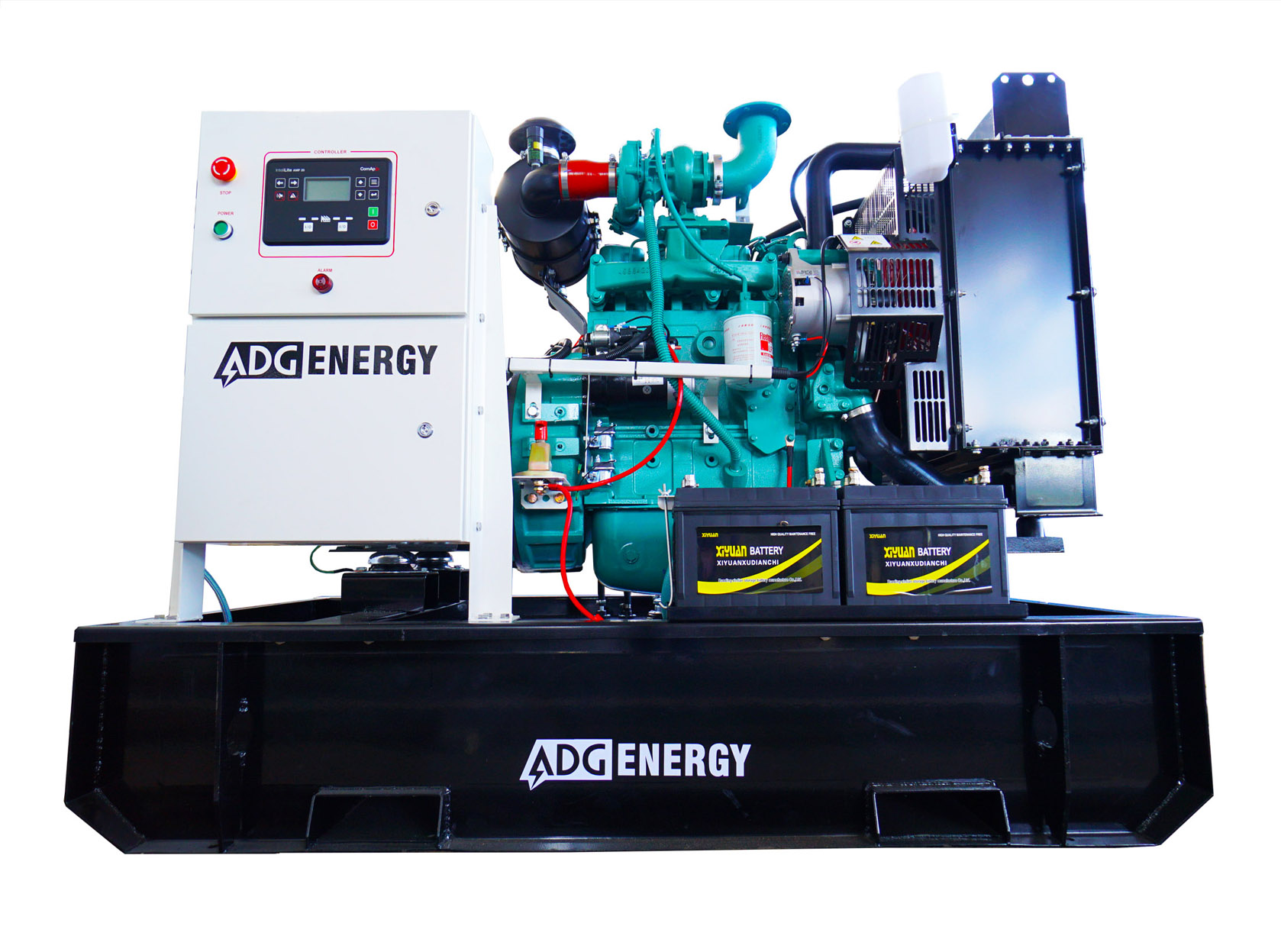 Дизельный генератор (электростанция) ADG-ENERGY AD-200C