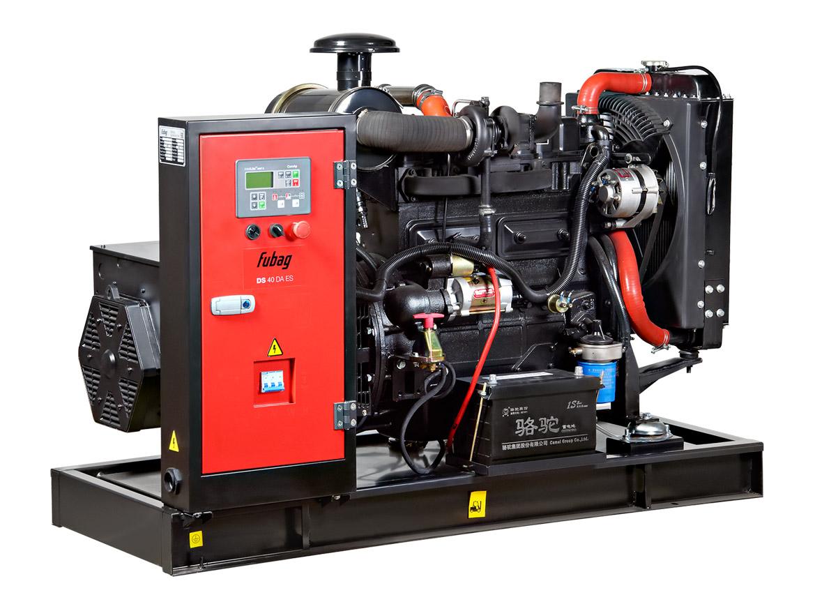 Дизельный генератор (электростанция) FUBAG DS 40 DA ES