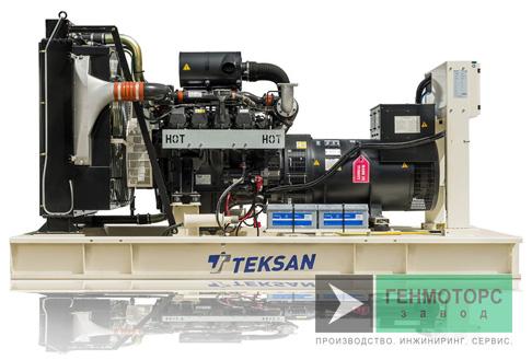 Дизельный генератор (электростанция) Teksan TJ486DW5A