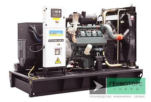 Дизельный генератор (электростанция) AKSA AD510