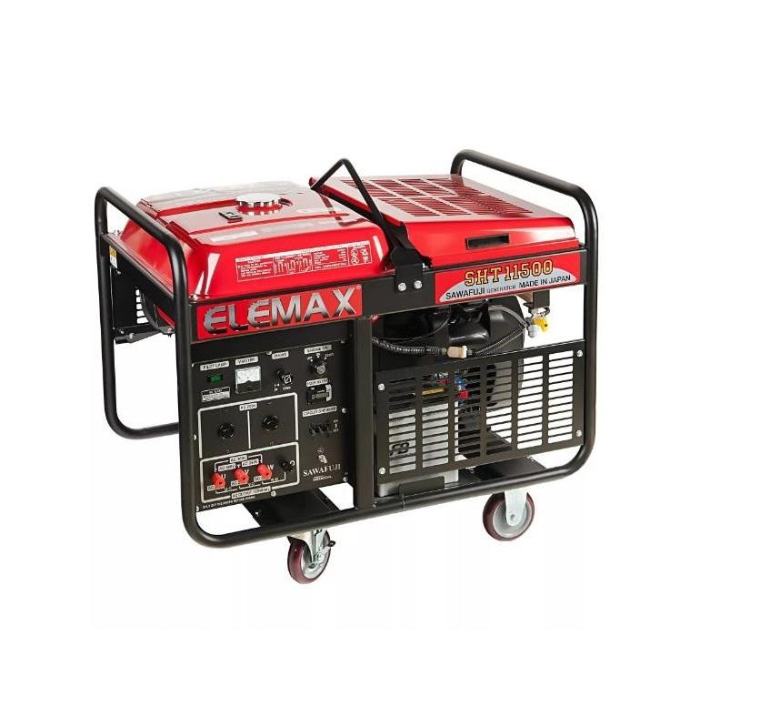 Бензиновый генератор (Бензогенератор) ELEMAX SHT11500-R