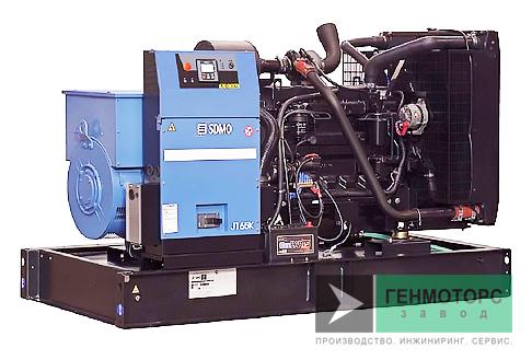 Дизельный генератор (электростанция) SDMO J165K