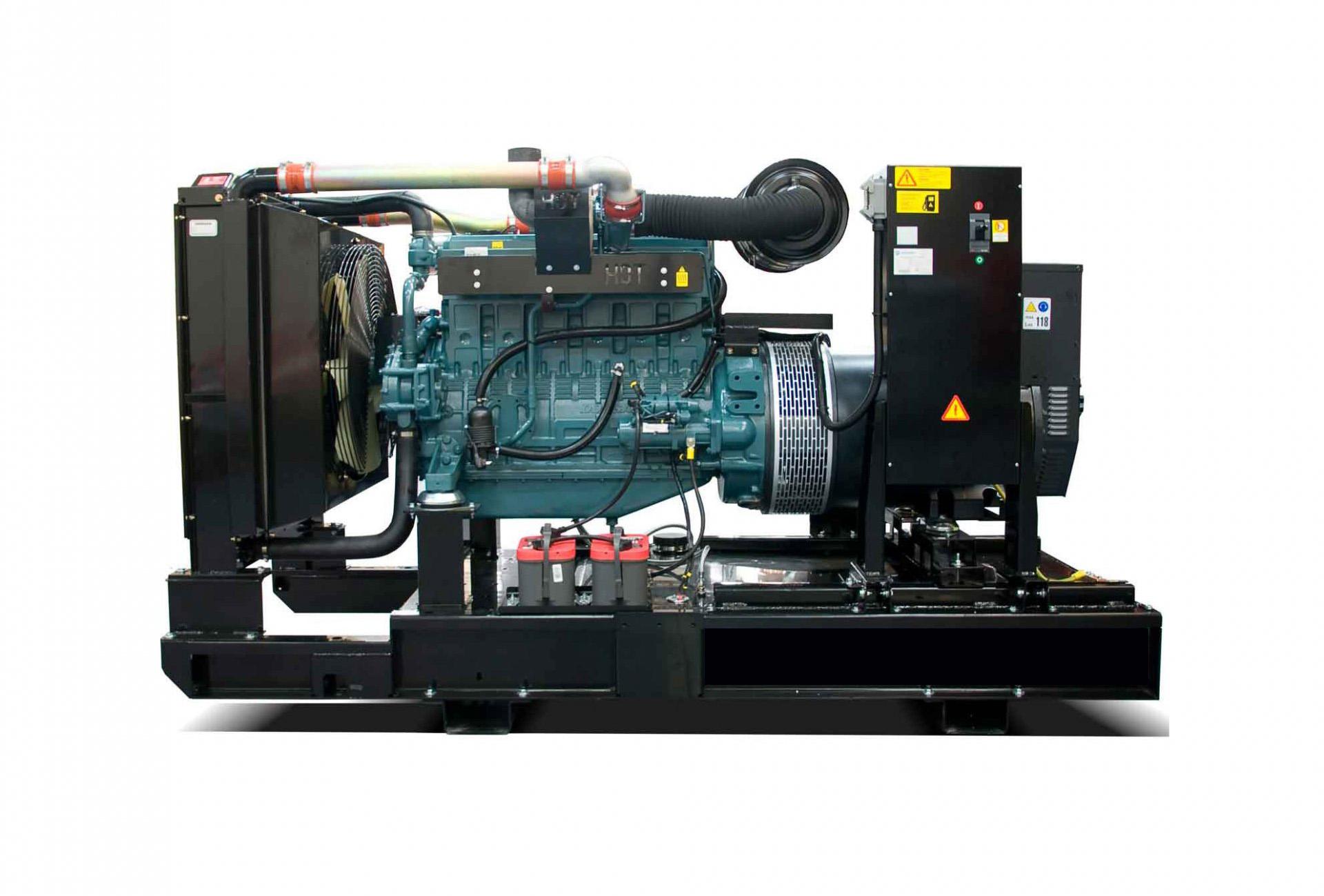 Дизельный генератор (электростанция) Energo ED 285/400 D