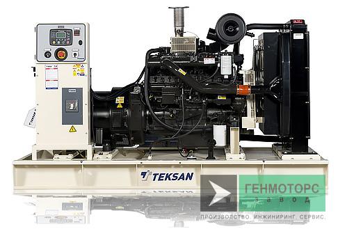Дизельный генератор (электростанция) Teksan TJ220DW5C