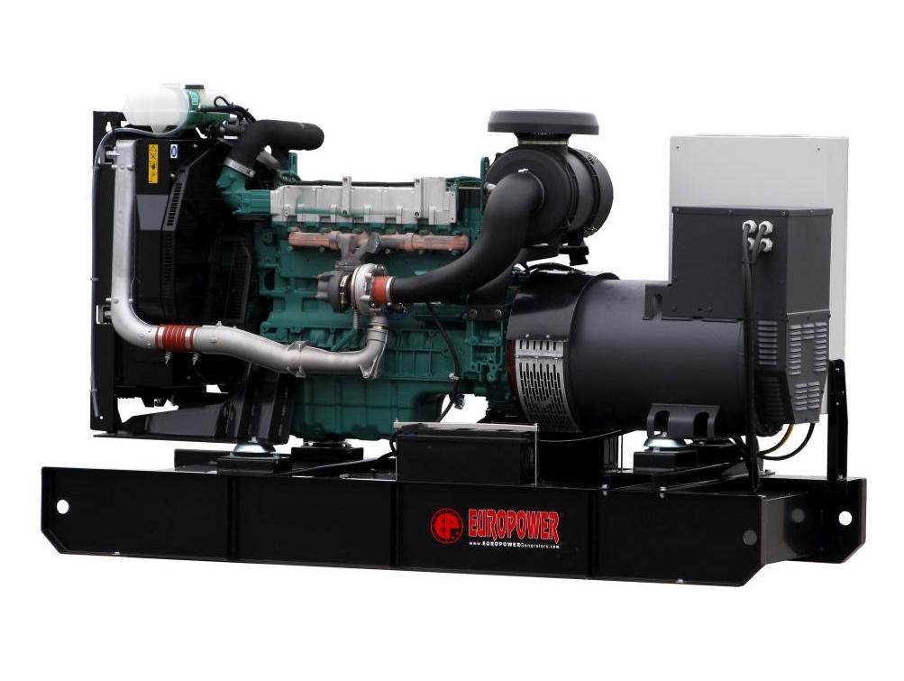 Дизельный генератор (электростанция) Europower EP 85 TDE