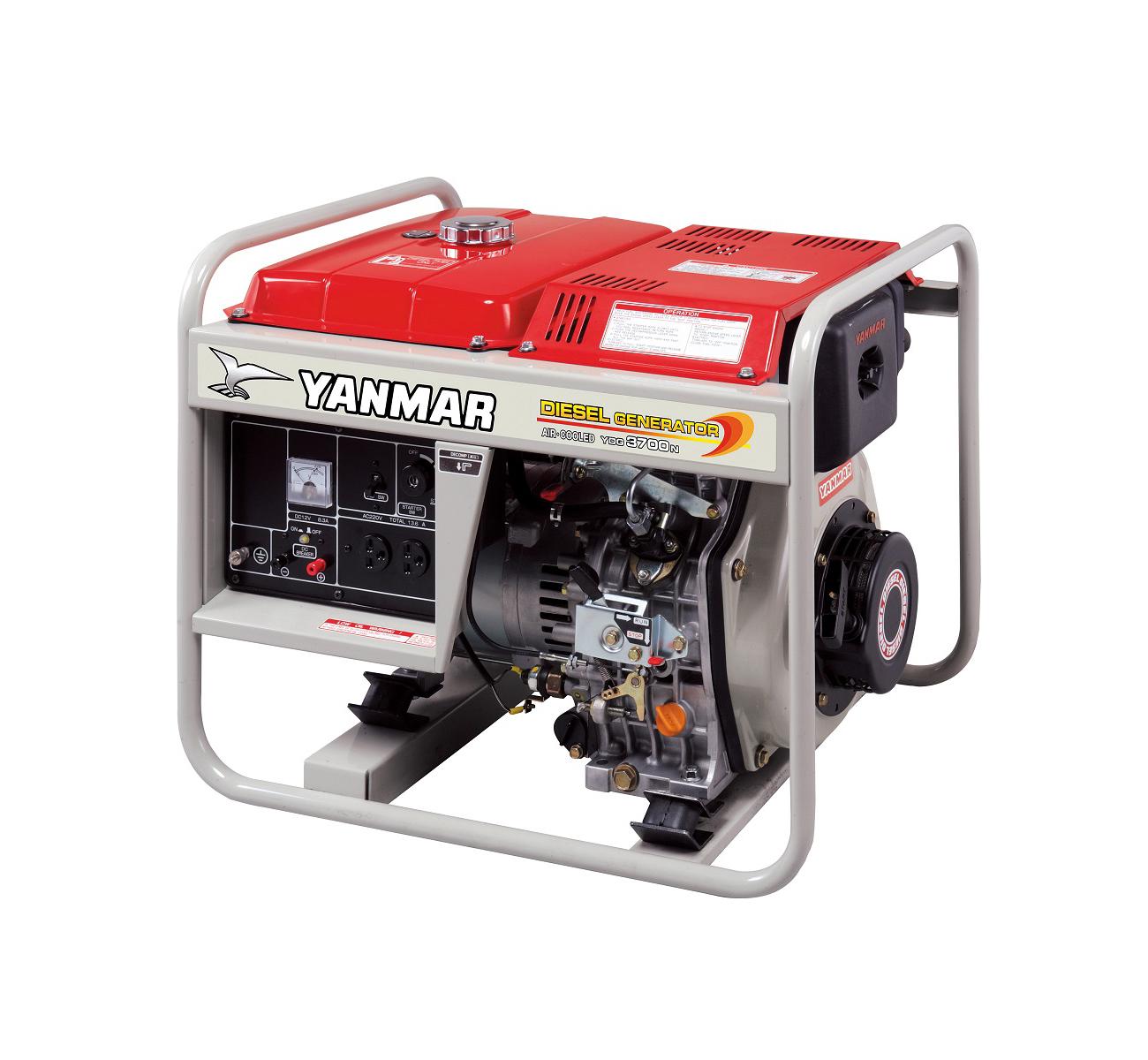 Дизельный генератор (электростанция) Yanmar YDG3700N-5B