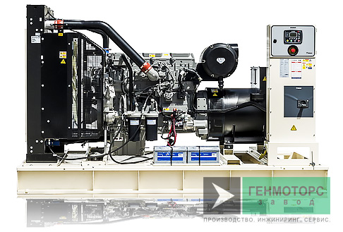 Дизельный генератор (электростанция) Teksan TJ258PE5С