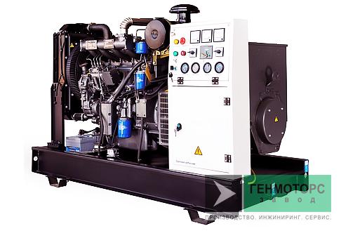 Дизельный генератор (электростанция) АД-50С-Т400