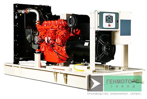 Дизельный генератор (электростанция) Teksan TJ719SC
