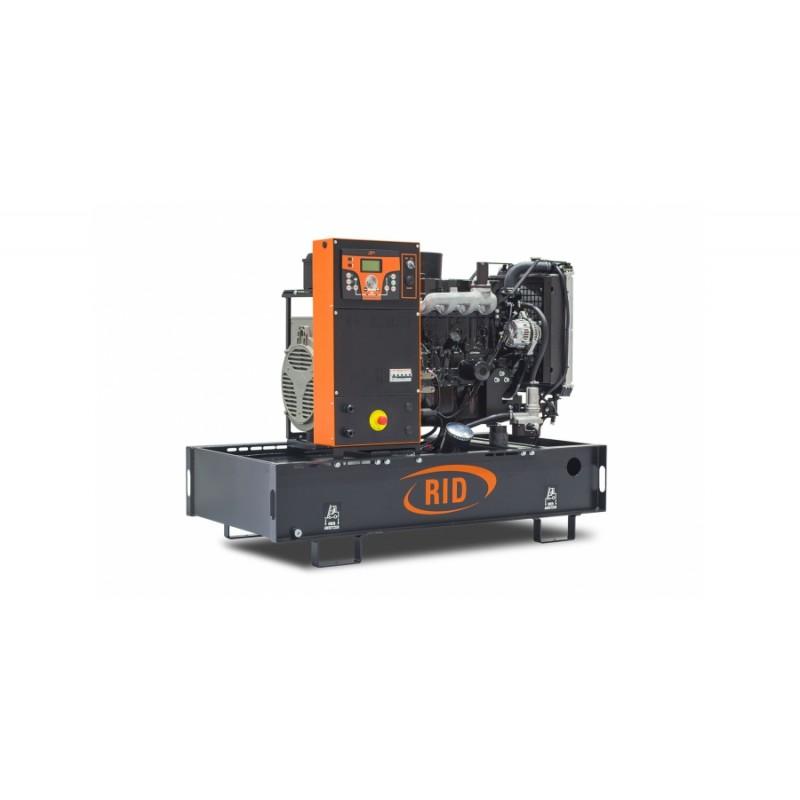 Дизельный генератор (электростанция) RID 8 E-SERIES