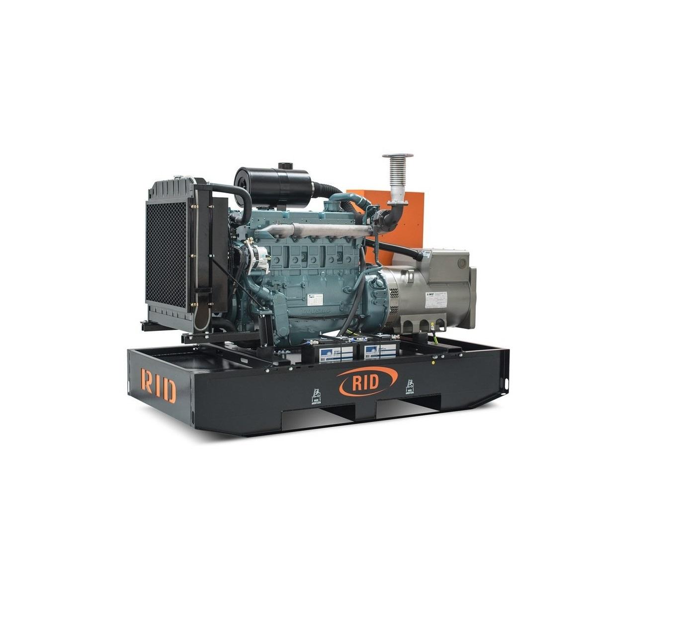 Дизельный генератор (электростанция) RID 600 B-SERIES