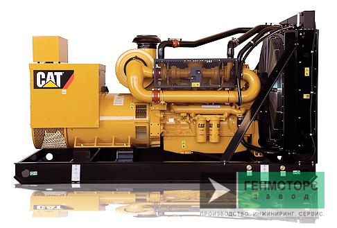 Дизельный генератор (электростанция) Caterpillar C18 508 кВт